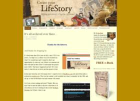 createyourlifestory.com