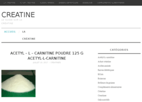 creatines.fr