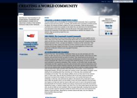 creatingaworldcommunity.ning.com