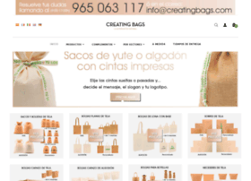 creatingbags.es