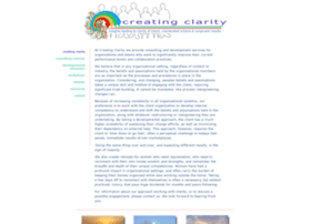 creatingclarity.com