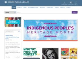 creatingcommunities.denverlibrary.org