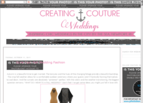 creatingcoutureweddings.com