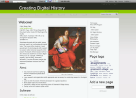 creatingdigitalhistory.wikidot.com