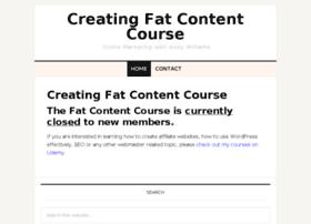 creatingfatcontent.com