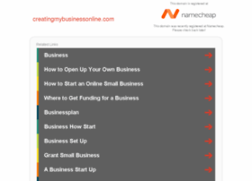 creatingmybusinessonline.com
