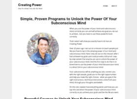 creatingpower.com
