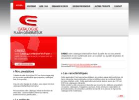 creation-catalogue-flash.com