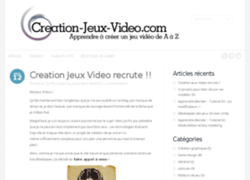 creation-jeux-video.com