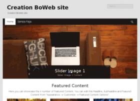 creationboweb.com