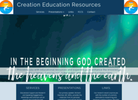 creationeducation.org