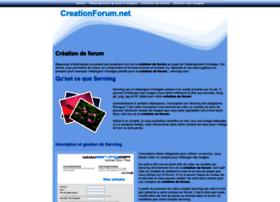 creationforum.net