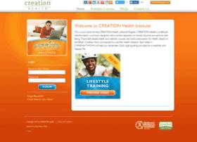 creationhealthinstitute.com