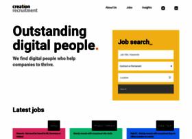 creationrecruitment.co.uk