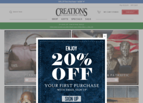 creationsandcollections.com