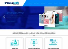 creativawebperu.com
