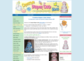 creative-diaper-cake-ideas.com