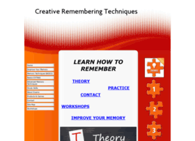 creative-remembering-techniques.com