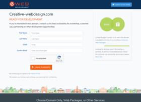 creative-webdesign.com