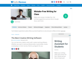 Creative-writing-software-review.toptenreviews.com
