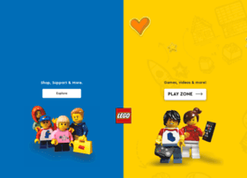 Legocom Customer Service Building Instructions