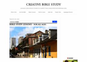 creativebiblestudy.com