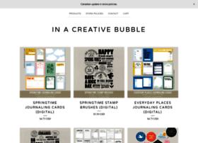 creativebubble.bigcartel.com