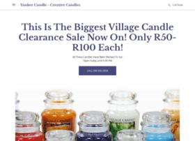 creativecandles.co.za