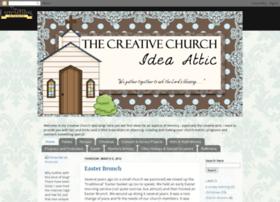 creativechurchideaattic.blogspot.com