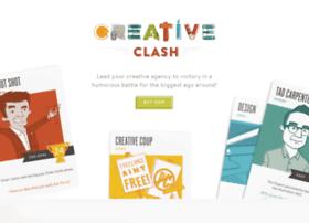 creativeclashgame.com
