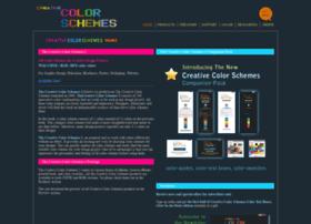creativecolorschemes.com