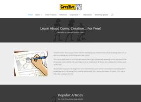 creativecomicart.com
