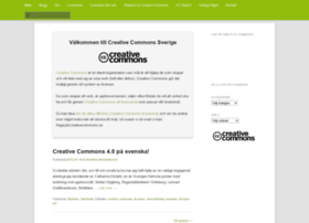 creativecommons.se
