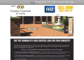 creativeconcreteandcutting.com.au