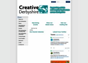 creativederbyshire.com