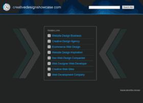 creativedesignshowcase.com