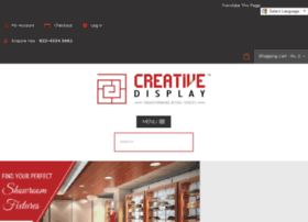 creativedisplayretailstore.com