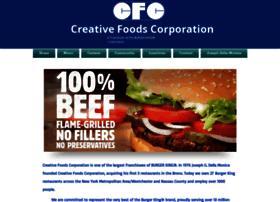 creativefoodscorp.com