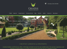 creativegardensanddriveways.co.uk