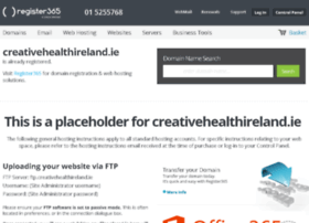 creativehealthireland.ie