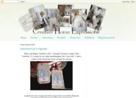 creativehomeexpressions.blogspot.com