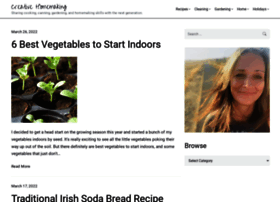 creativehomemaking.com