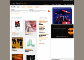 creativehotlist.com