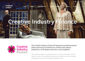 creativeindustryfinance.org.uk