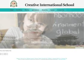 creativeinternationalschool.in