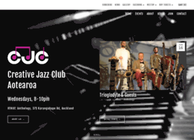 creativejazzclub.co.nz