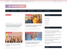 creativekeys.net
