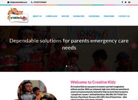 creativekidz.co.in