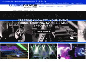 creativekilowatt.websitedesigns-sa.co.za