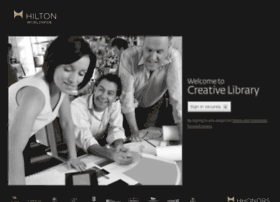 creativelibrary.hilton.com